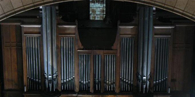 Orgue du Sacré-Coeur