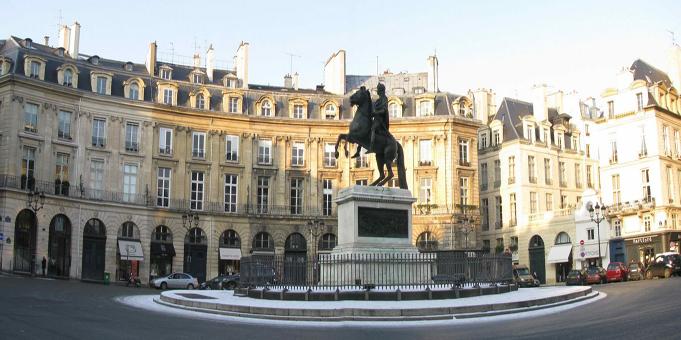 Places des Victoires