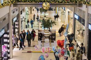 centres commerciaux paris