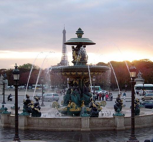 places paris