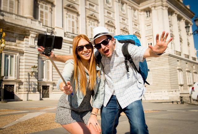 paris touristes